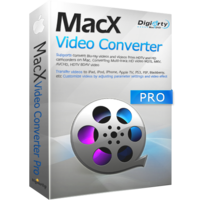 MacX Video Converter Pro (Personal License) discounted