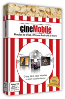 cineMobile Movies to iPhone & Android discount coupon code
