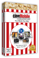 cineMobile Ultimate HD discount coupon code
