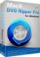 MacX DVD Ripper Pro for Windows (Personal License) discounted