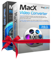 MacX DVD Video Converter Pro Pack discounted