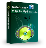 NoteBurner Audio Converter for Mac save up to 30% Off Coupon Code