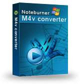 NoteBurner M4V Converter (For Windows) save up to 30% Off Coupon Code