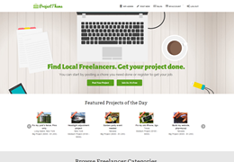 WordPress Project Theme save up to 35% off discount coupon code
